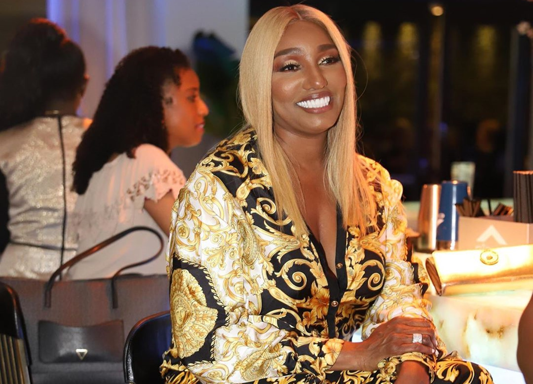 NeNe Leakes Kenya Moore RHOA Return
