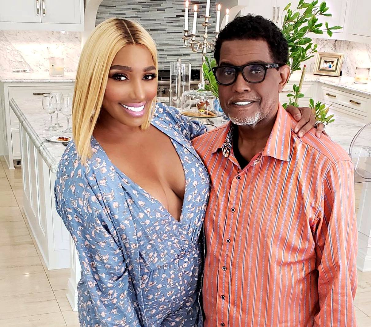 Gregg Leaks Receives Backlash And Responds Following An IG Post About His Wife, NeNe Leakes