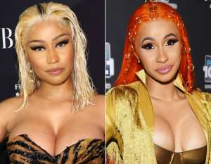 Cardi And Nicki Minaj Might Finally Make Up -- Under This One Condition