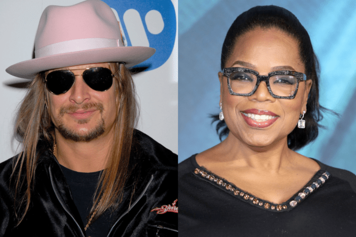 Oprah Winfrey Fans Defended Her After 'Racist' Kid Rock Insults Her On Stage!
