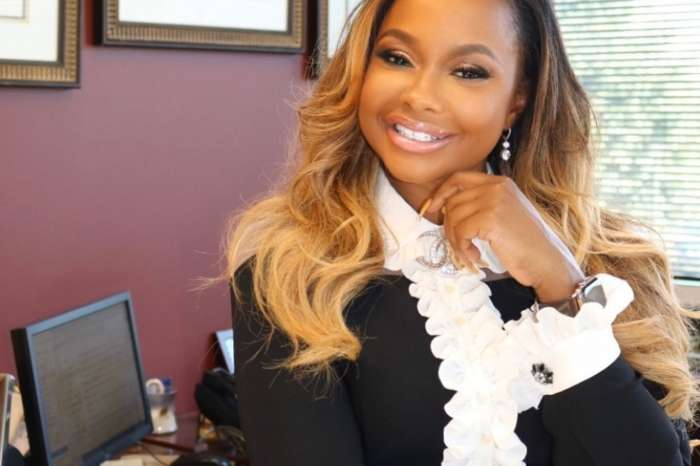 Kenya Moore Throws Massive Shade At Phaedra Parks Who Reacts By Posting This Stunning Photo -- 'RHOA' Fans Did Not Expect This