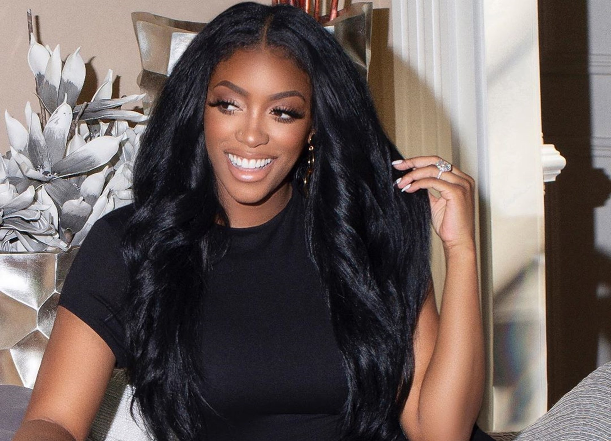 Porsha Williams Becomes The Advocate For March Of Dimes
