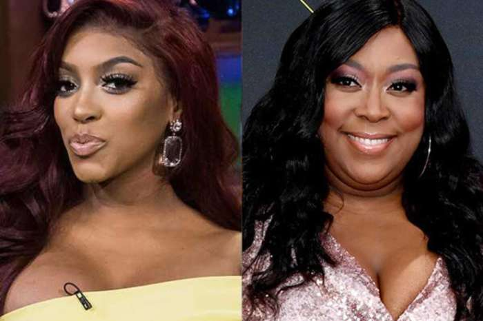 Porsha Williams And Loni Love Seemingly Make Up -- See The Message The Talk Show Host Sent The RHOA Star After Being Slammed