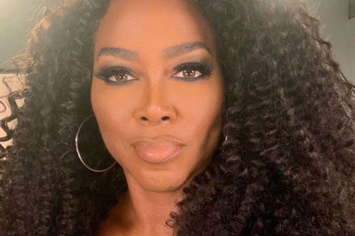 RHOA - Kenya Moore Says She Still In Love With Marc Daly, Hints They Could Possibly Rekindle Romance