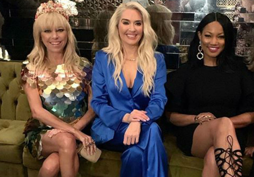 RHOBH - Erika Jayne Dishes On Her New Co-Stars & Addresses Claims That No One Is Getting Along