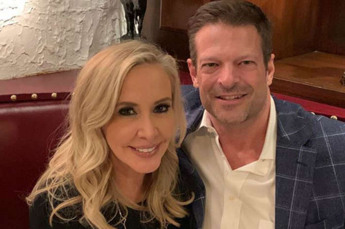 RHOC - Shannon Beador Dishes On Her New Boyfriend, Says It Will Be 'Awkward' For Him To See Her On RHOC