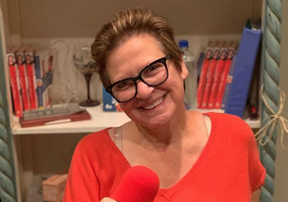 RHONJ - Caroline Manzo Claims Teresa Giudice Was On 'A Couple of Xannies' During Her Big Interview With Husband Joe