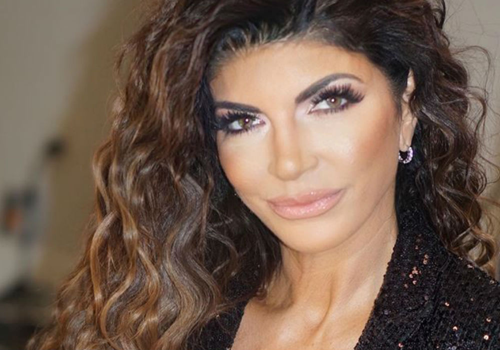 RHONJ Star Teresa Giudice Prepares For Her Trip To Italy To See Her Husband - Will She Be Able To Save Her Marriage?