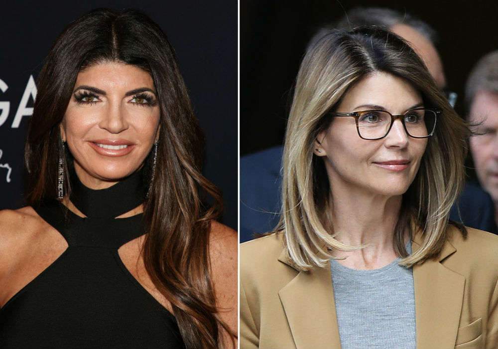 RHONJ Star Teresa Giudice Says Lori Loughlin Will 'Be Fine' No Matter What The Outcome Is In Her Case