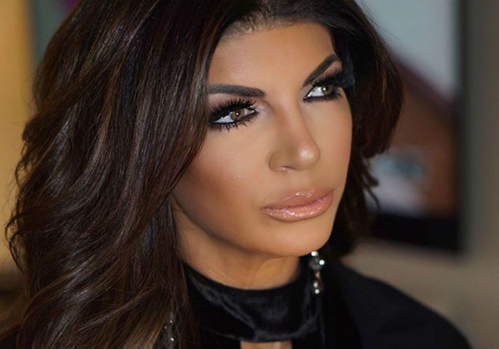 RHONJ - Teresa Giudice Rocks Killer Bikini Body On Instagram And Publicist Reveals That She Got Some Help Via New Liposuction Technique