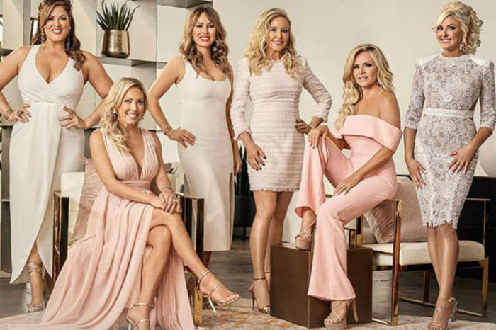 Real Housewives Of Orange County Stars Celebrate After Filming Season 14 Reunion