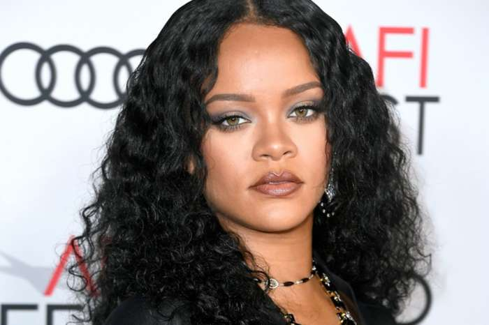 Rihanna Slays In Silk Dress In New Photos After Hinting That She May Be Taking A Break -- Is She Still Dating Hassan Jameel?