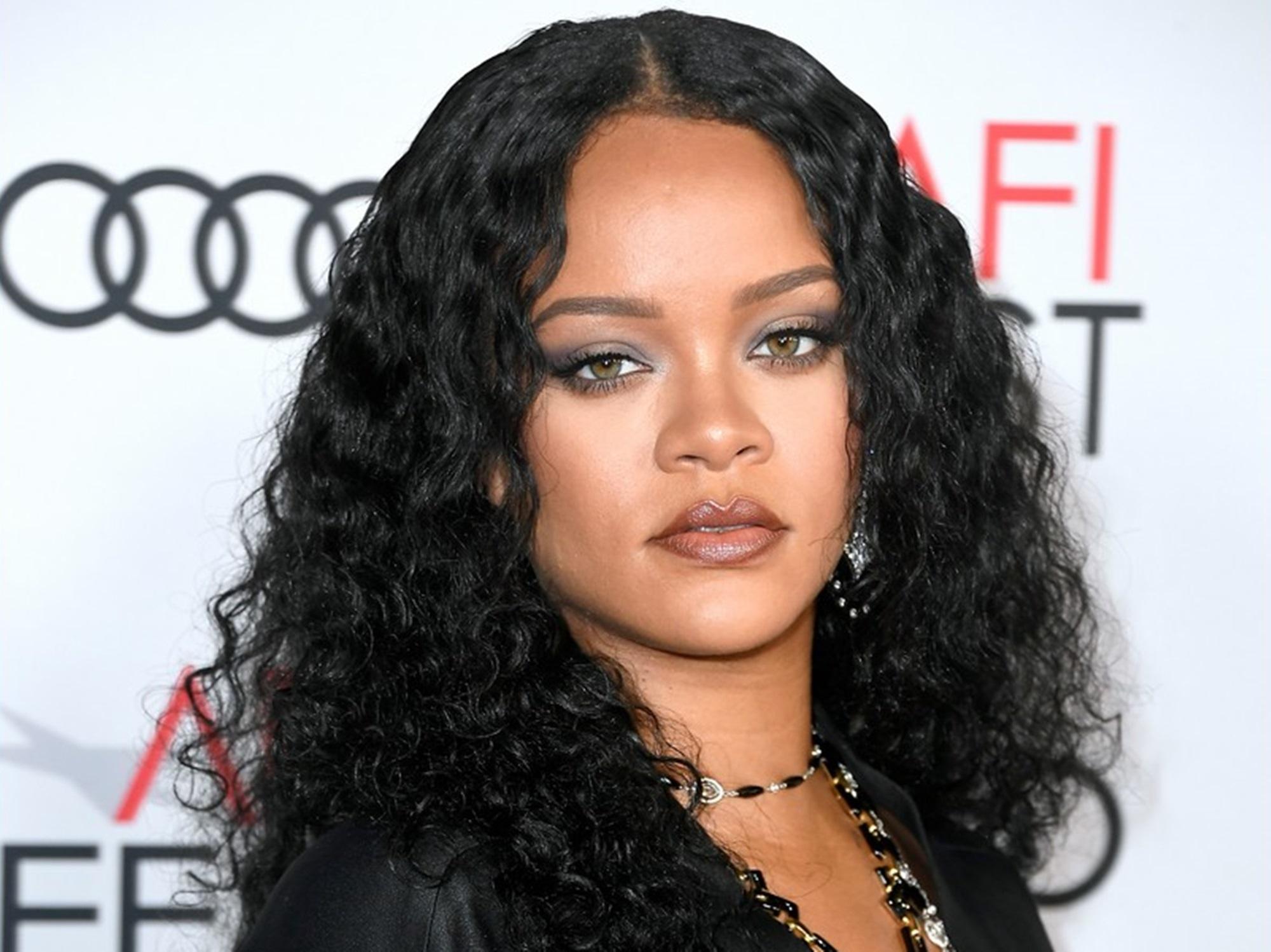 Rihanna Hassan Jameel Barbados New Album