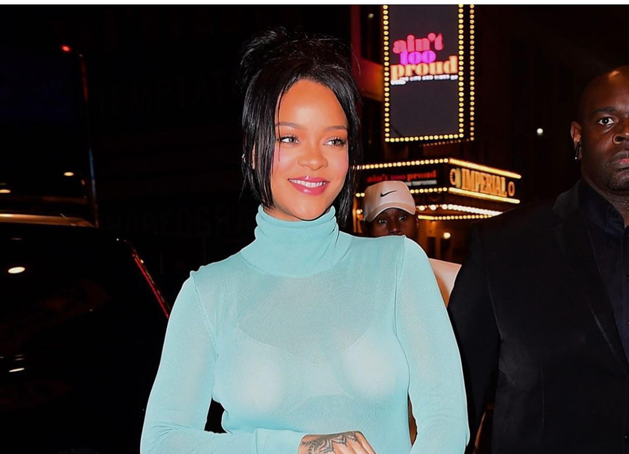 Rihanna New Music Fashion Career