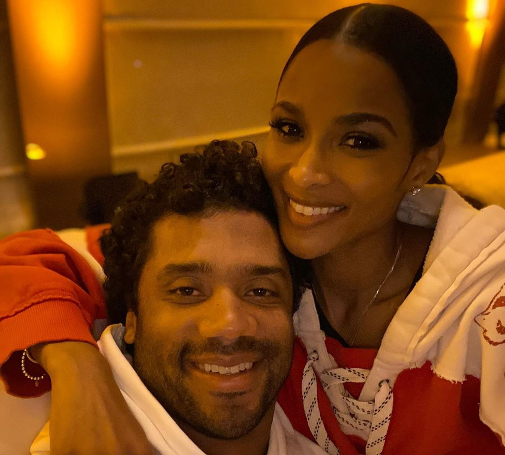 Russell Wilson Ciara More Babies