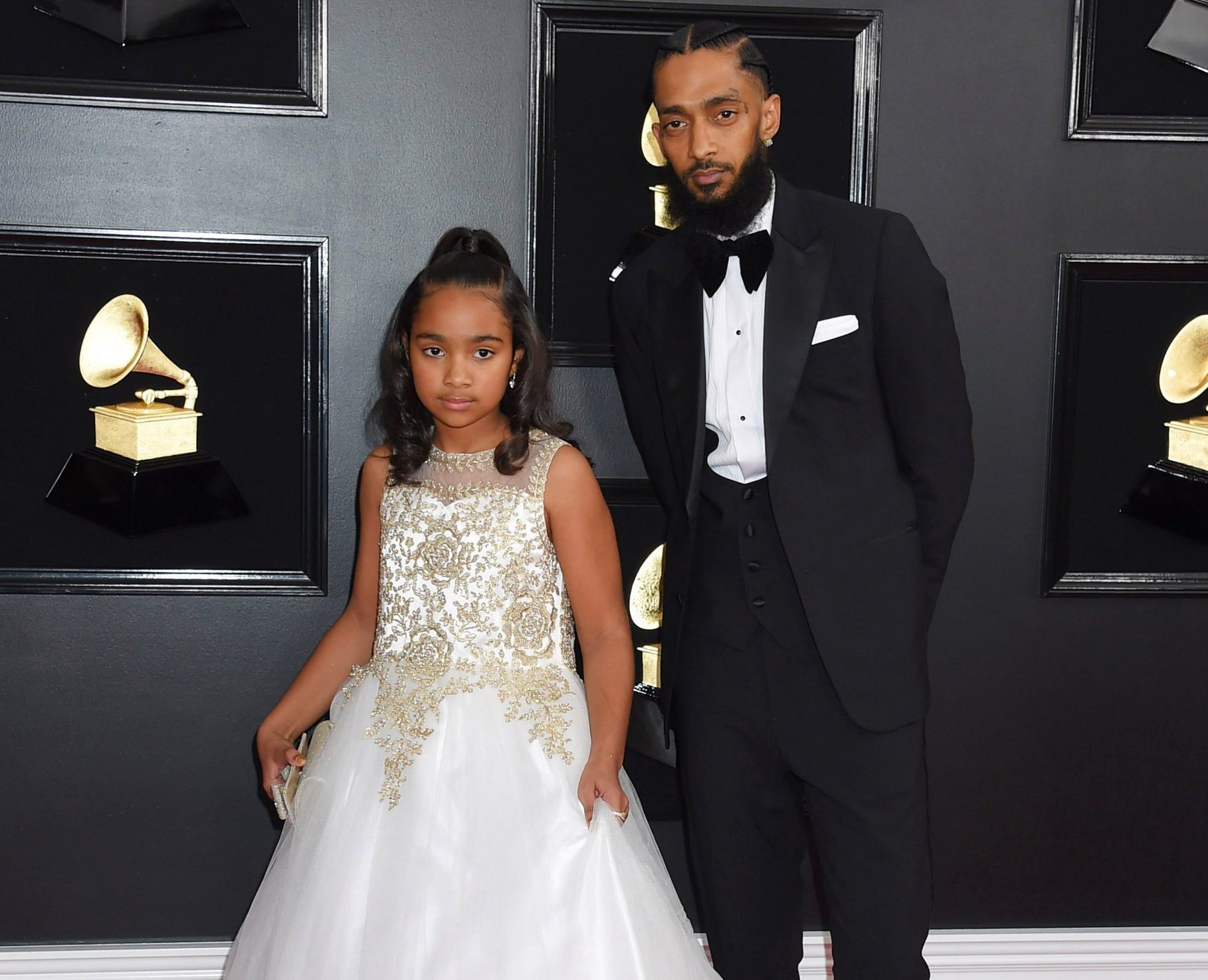 Lauren London And Samantha Smith Wish Nipsey Hussle's Daughter, Emani A Happy Birthday - Here Are The Emotional Messages