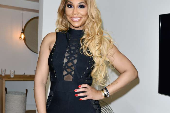 Tamar Braxton Gets Passionate And Handsy About David Adefeso's 'Sugar' In Wild Video