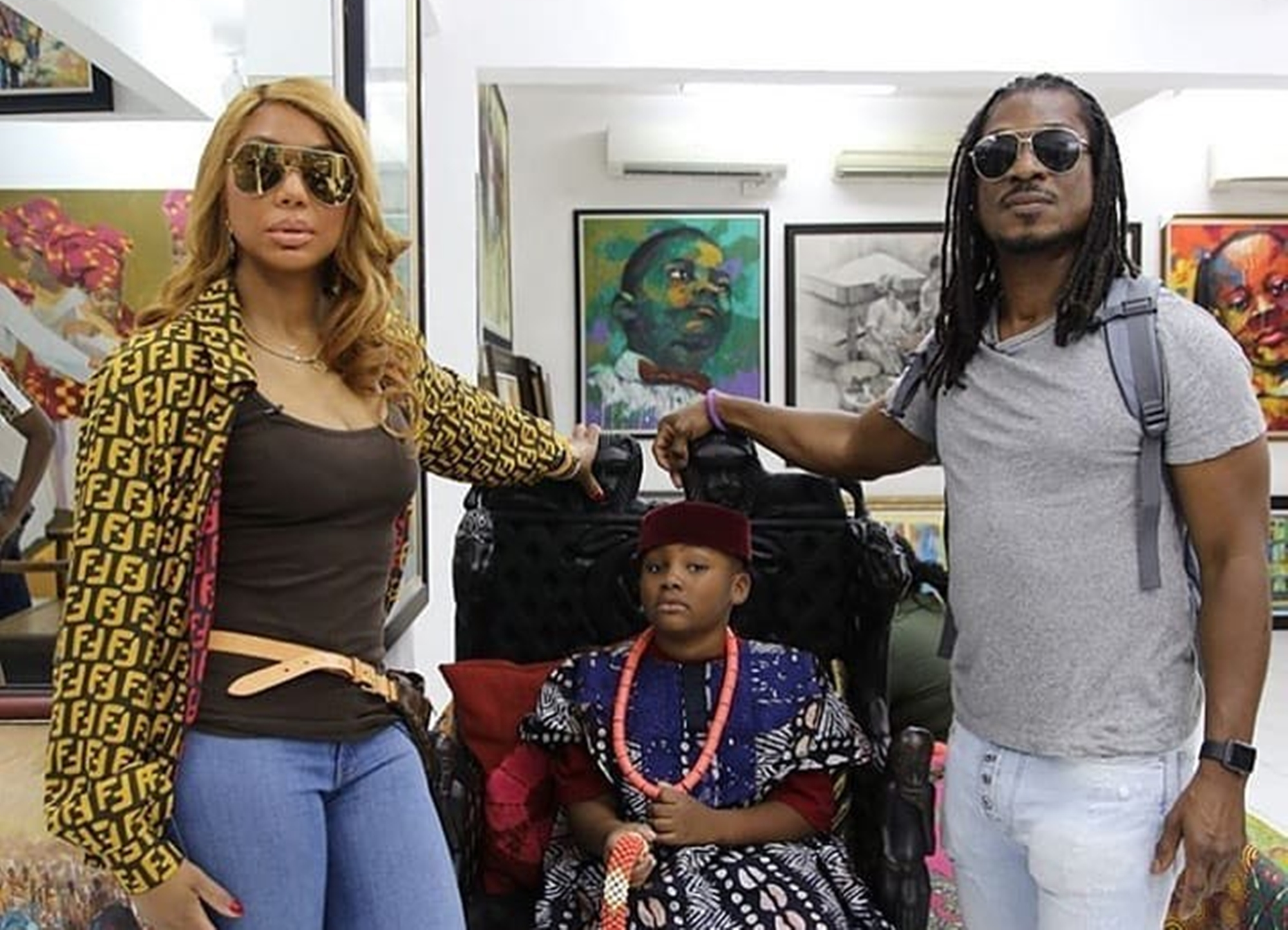 """tamar-braxton-takes-fans-on-a-thanksgiving-journey-into-her-home-with-this-video"""