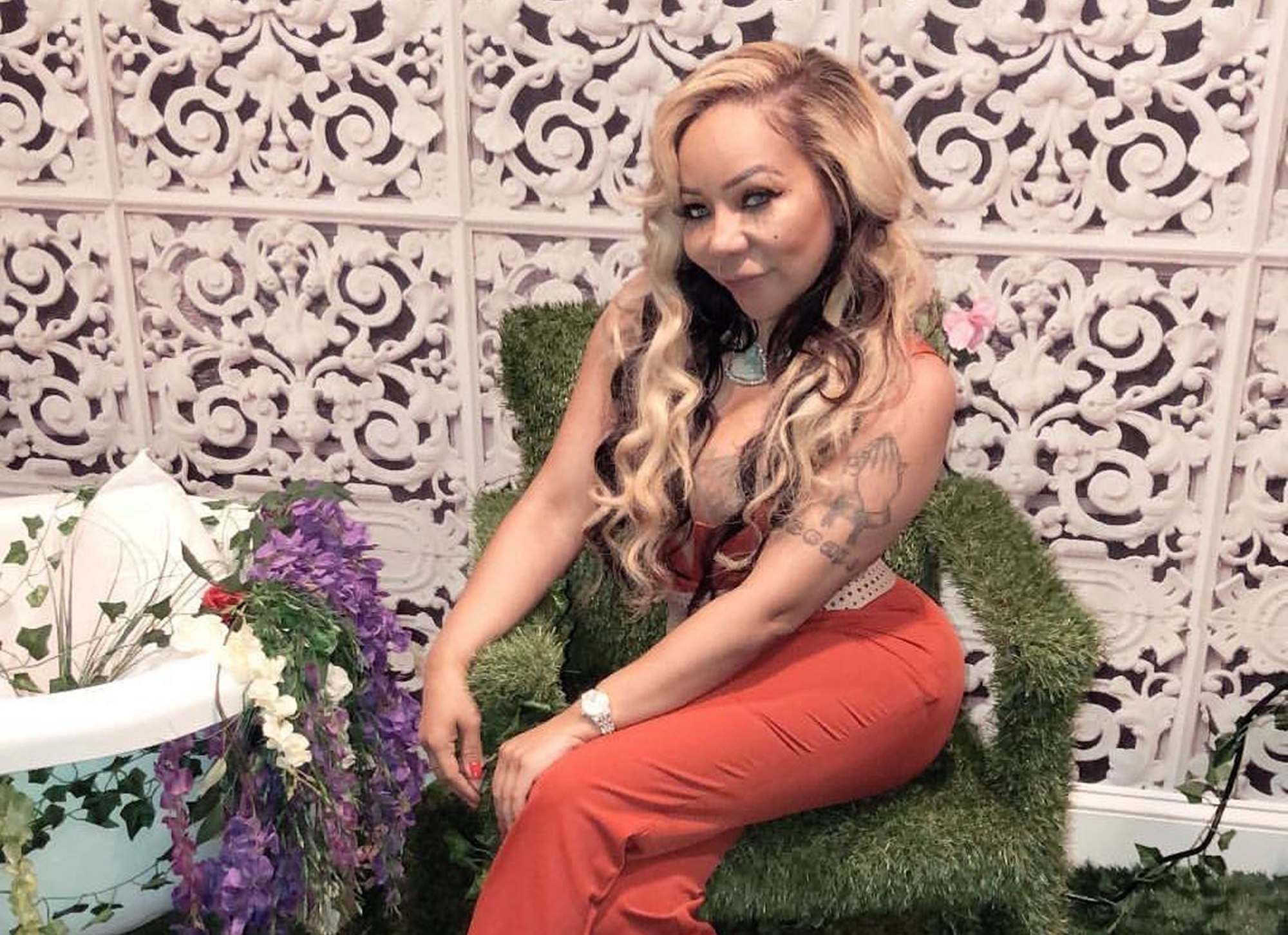 Tiny Harris Had An Amazing Time Hosting FoxSoul