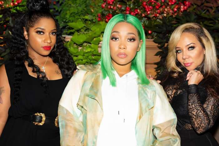 Tiny Harris Wishes All The Best To Toya Wright & Robert Rushing - She Celebrates Their Engagement With Gorgeous Pics And Fans Criticize Monica Brown's Look