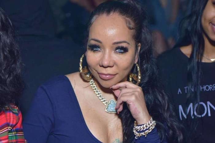 Tiny Harris Gushes Over Shekinah Anderson And Lil Kim - Check Out The Photo Of These Ladies