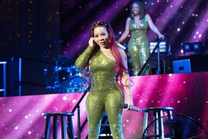 Tiny Harris Offers Her Gratitude To Everyone Who Came To Her Recent Performance - Check Her Out On Stage
