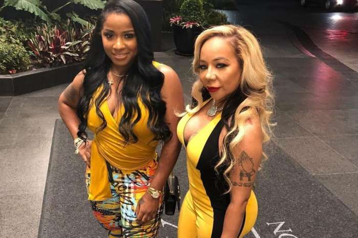 Tiny Harris Gushes Over Her Decade-Long BFF, Toya Wright Following Her Engagement To Robert Rushing