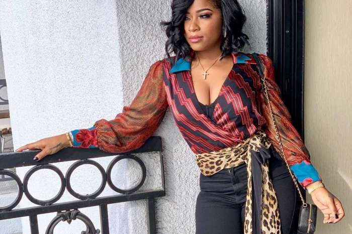 Toya Wright Proudly Wears Her Short Hair For Halloween - Fans Love Her Fashion Game