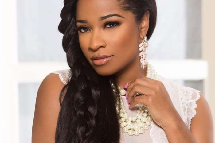Toya Wright Raises Awareness About Human Trafficking - See Her Highly Emotional Post