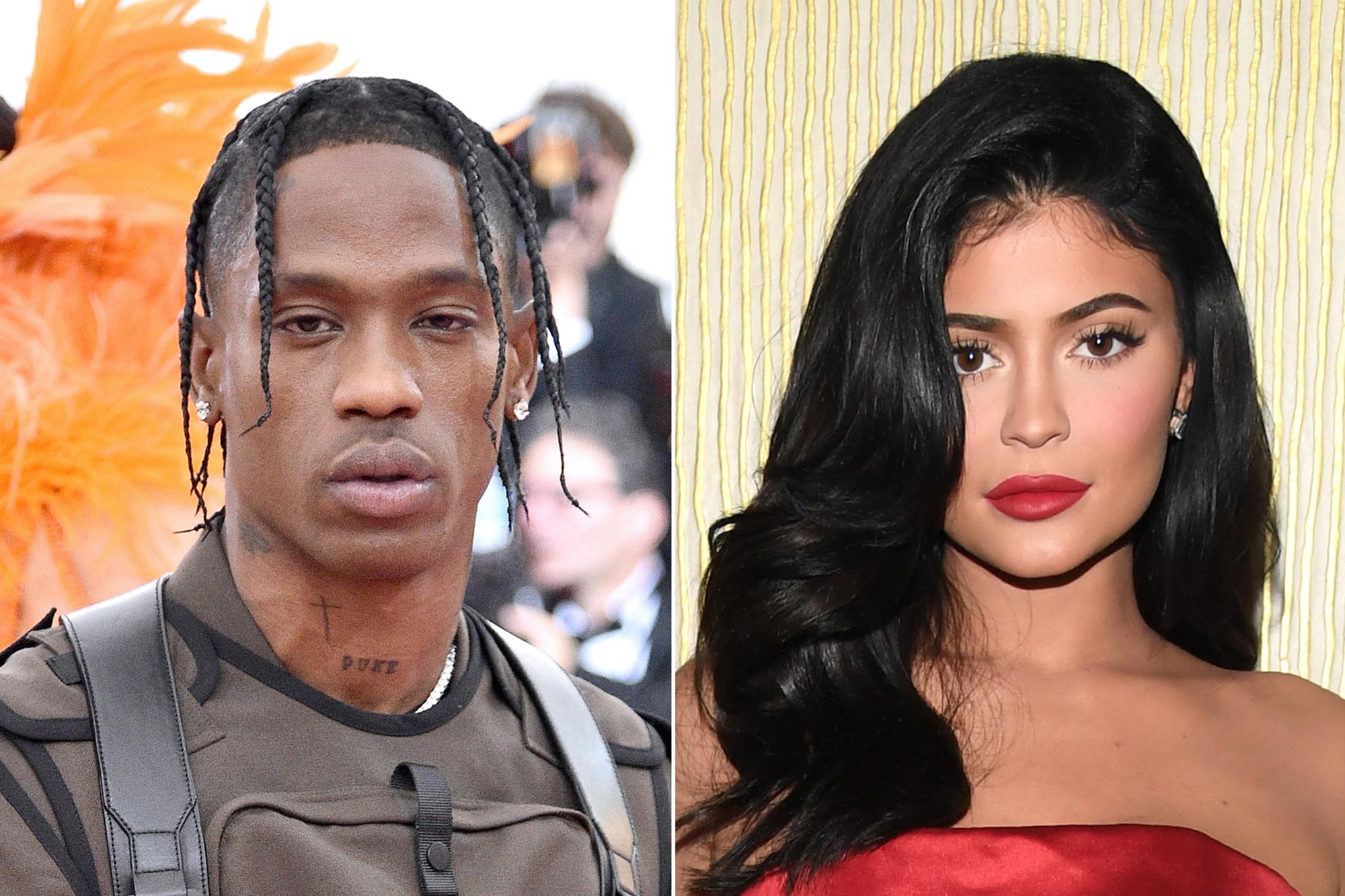 Travis Scott Kylie Jenner Stormi Webster