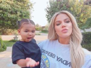 Khloe Kardashian Shares Photos Of Her Special Tradition With Daughter True Thompson: Critics Claim That She Is Lying
