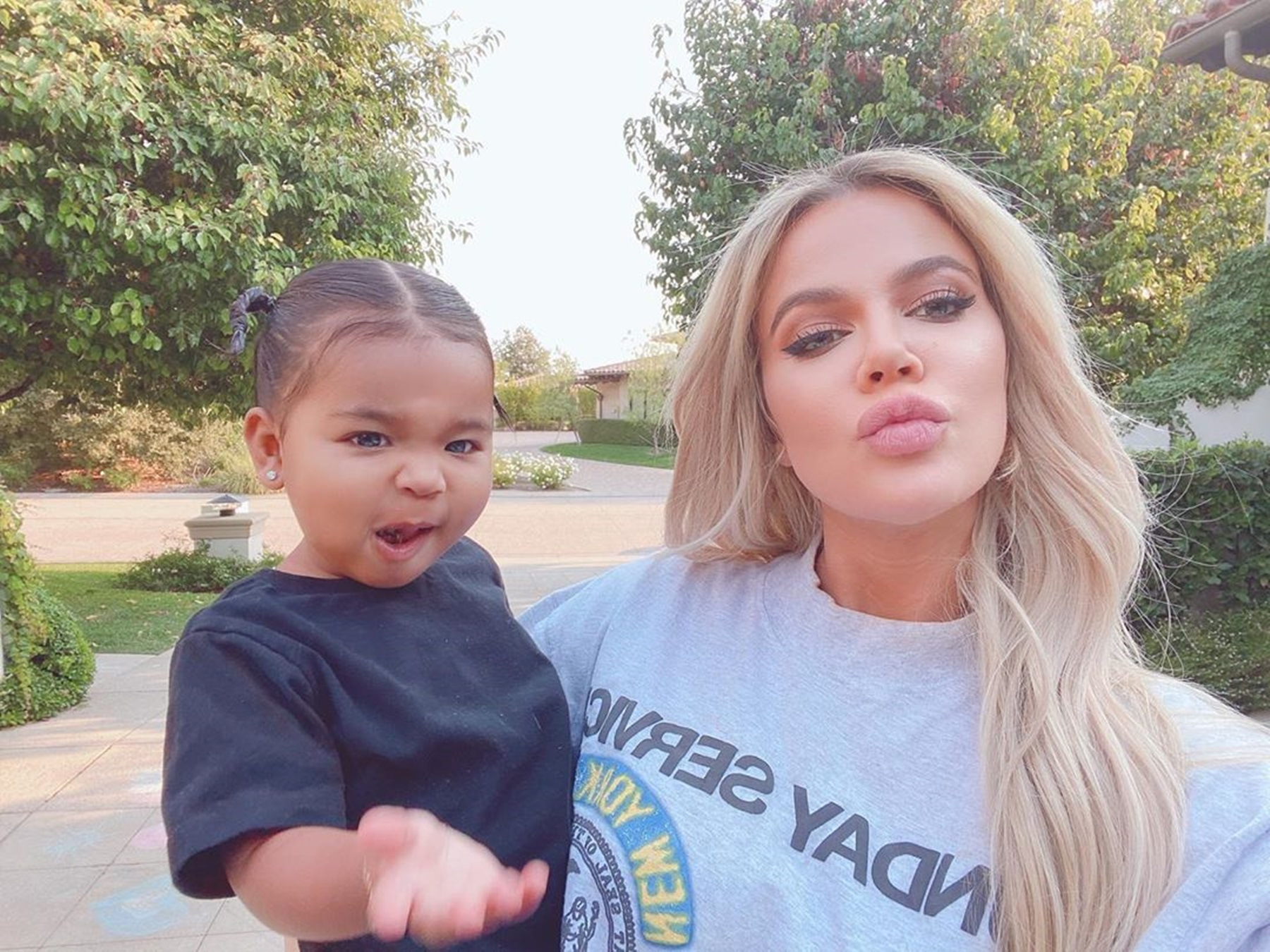 """""""khloe-kardashian-shares-photos-of-her-special-tradition-with-daughter-true-thompson-critics-claim-that-she-is-lying"""""""