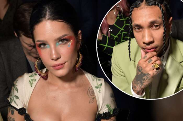 Tyga Raves About Halsey's Impressive Abs In Hew Pic That Shows Off Her Bold Fashion!
