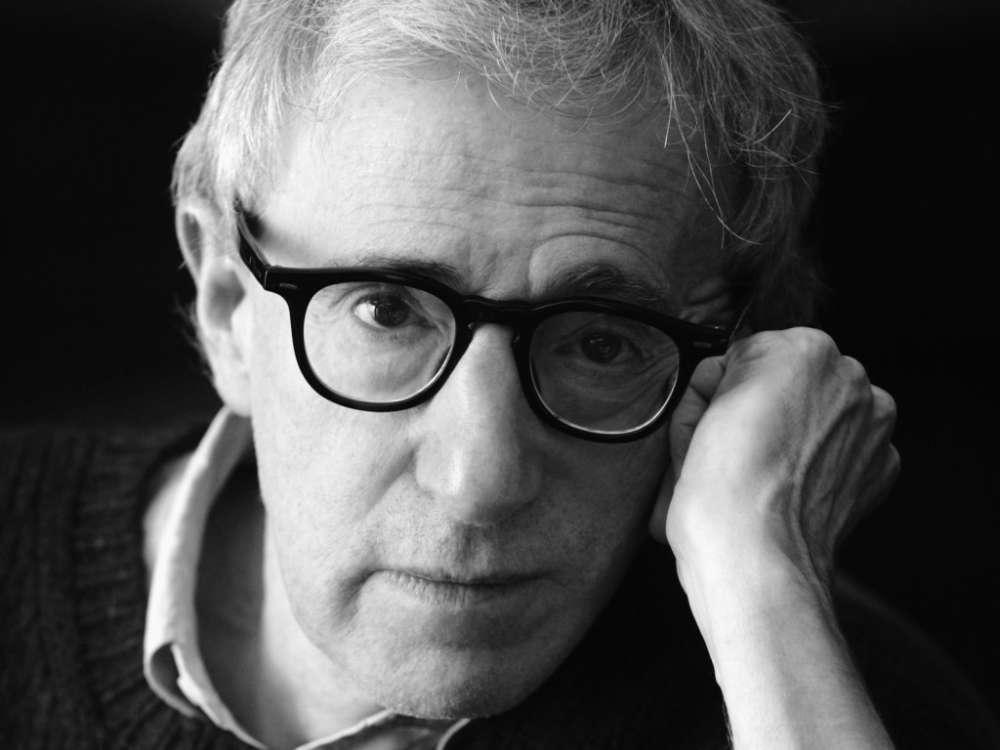 Woody Allen Drops Laws...