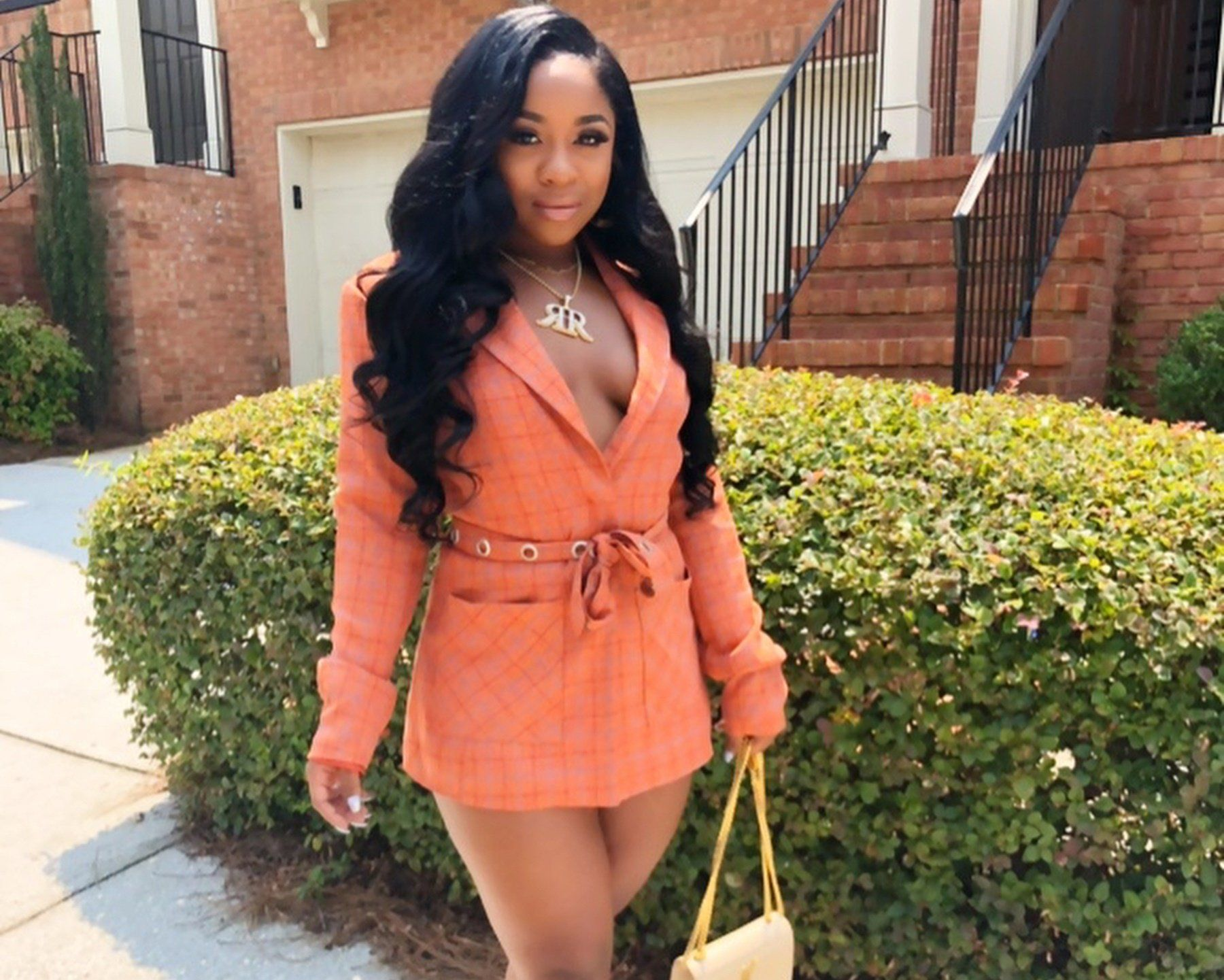 Reginae Carter's Fans Want To Know Who Her Trainer Is Because She Looks Gorgeous