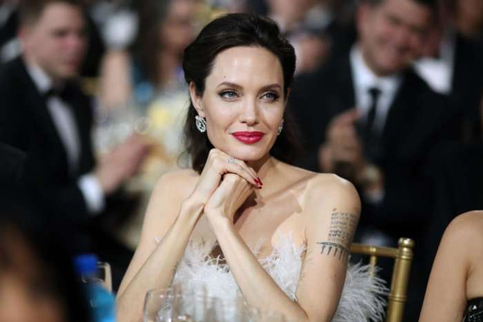 Angelina Jolie Explains Why It's Important For Her That Her Kids Express Their Individual Styles!