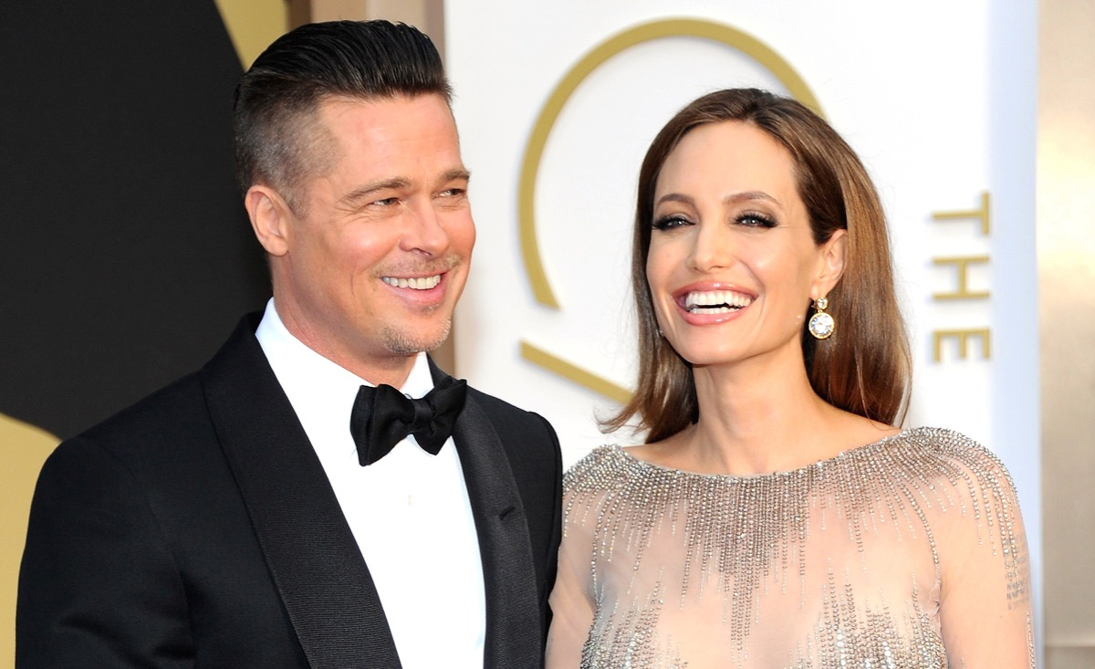 Angelina Jolie Blames Brad Pitt For Ruining Kids' Lives With 'Messy Divorce'