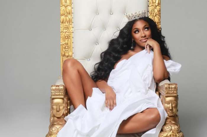 Porsha Williams' Fans Tell Her Not To Come Off Her Throne For Anyone