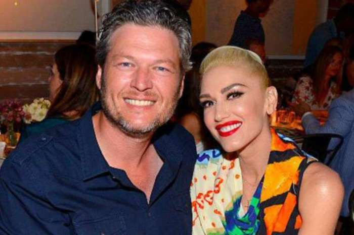 Gwen Stefani Gushes Over Boyfriend Blake Shelton After He Compliments Her Legs - Says She's So 'Lucky' To Have Him!