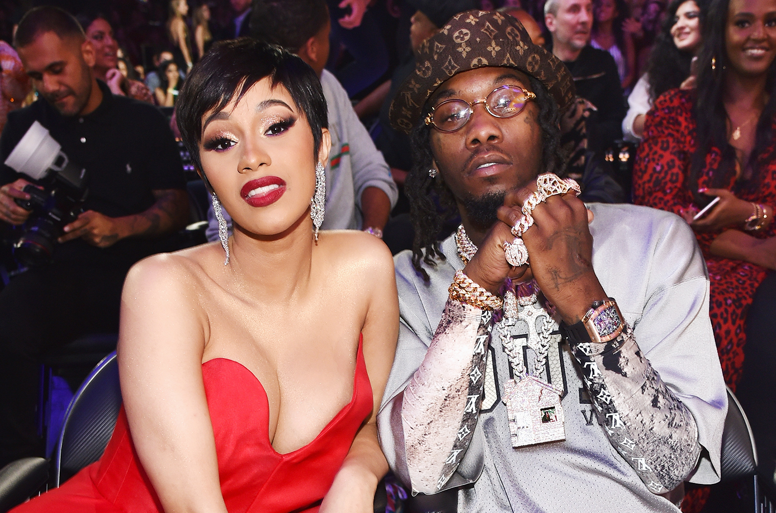 Offset Channeled Michael Jackson For Halloween - Check Out This Video