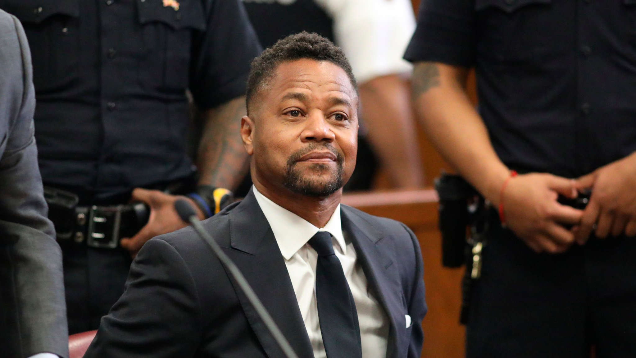 The 15th Woman Accuses Cuba Gooding Jr. Of Sexual Misconduct After He Pleads Not Guilty