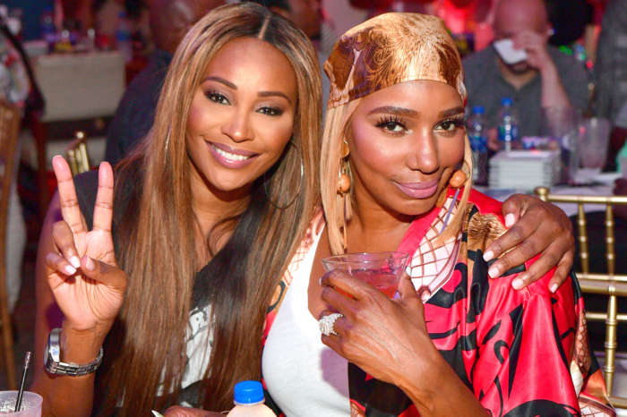 Cynthia Bailey Laughs When Shown That Video Of NeNe Leakes Saying She's A Backstabber