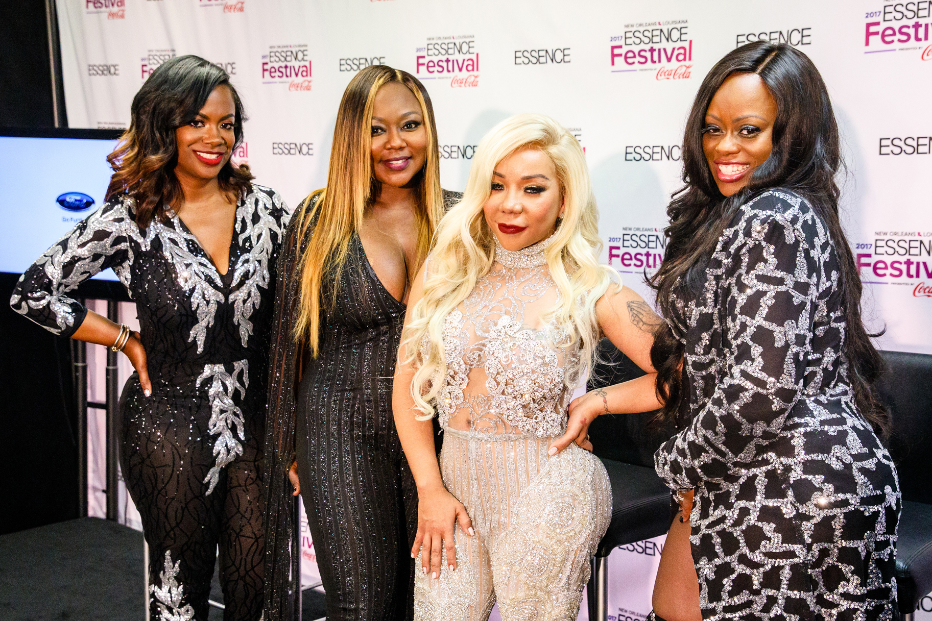 Xscape Receives The Key To The City And Their Very Own Day - Tiny Harris Could Not Be Prouder