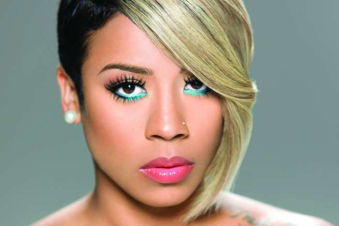 Keyshia Cole Shared Gorgeous Pics Of Her And Niko Khale's Baby Boy, Tobias - See The Pics Here