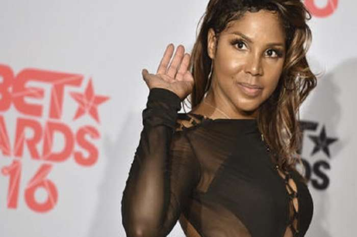 Toni Braxton Shows Fans How She Walked Into The Weekend - Check Out Her Video