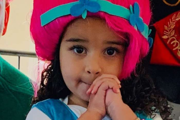 Rob Kardashian Shares Adorable Halloween Photo Of Dream And The Internet Can't Handle The Cuteness