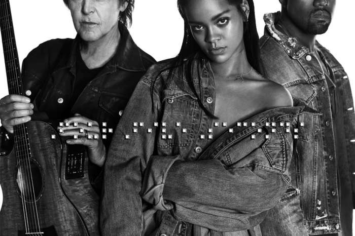 Rihanna Runs Into Paul McCartney On A Flight - See The Video That She Shared