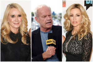Kim Richards Calls Out Friend Camille Grammer's 'Terrible' Ex Kelsey Following His Latest Attack!