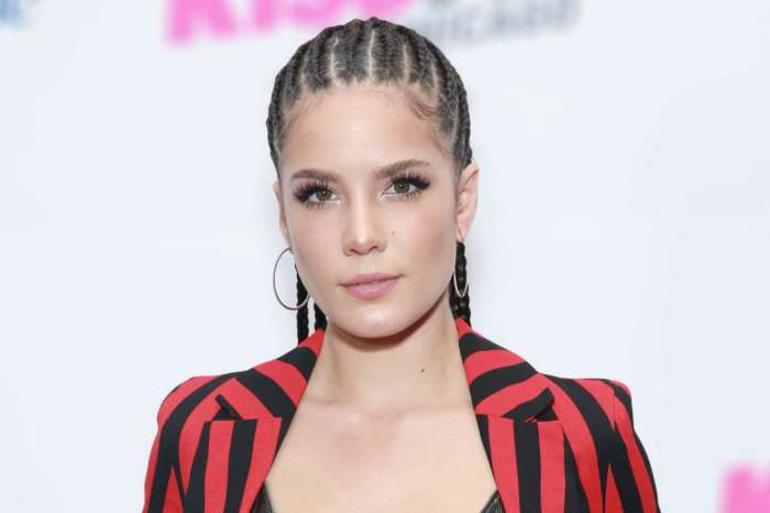 Halsey Has Some Hilarious Responses To New Pregnancy Rumors Sparked By BF Evan Peters Touching Her Belly In New Pics