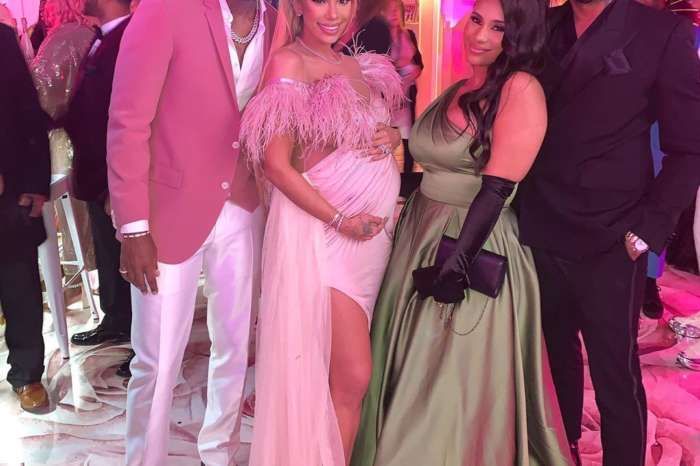 Erica Mena Shares More Gorgeous Photos From Her Baby Met Gala Party
